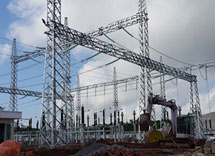Cung cấp hệ thống tủ điện nhị thứ cho TBA 220kV Hải Hà
